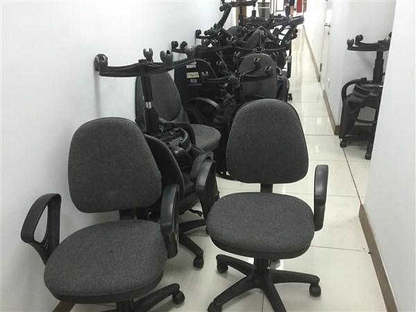 mẫu ghế xoay văn phòng cũ giá rẻ tại Hải Đăng