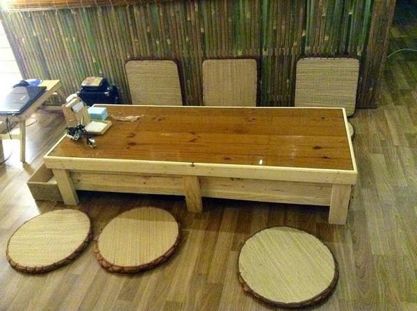 Cách lựa chọn bàn ghế cafe phù hợp