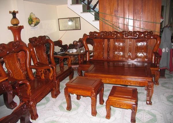 salon gỗ thanh lý chất lượng cao giá rẻ