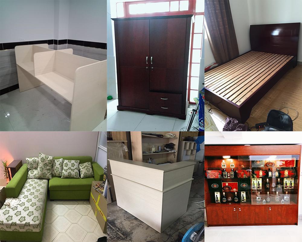 Nơi bán nội thất gia đình cũ giá rẻ tphcm