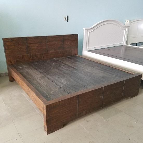 giường KING 1m9 x 2m thanh lý giá rẻ