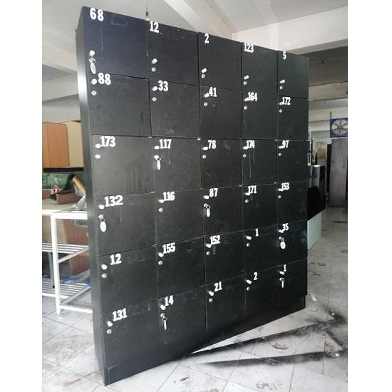 tủ locker gỗ 30 ngăn thanh lý giá rẻ